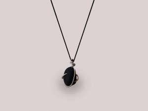 collar black rock